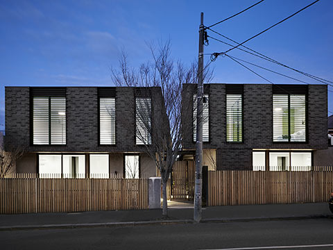 Lox Townhouses, Lennox St Richmond